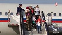 Sans frontières - Tchétchénie : Retour de Syrie et d'Irak