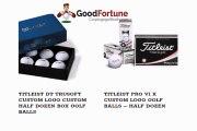 Personalized Golf Balls USA at corplogogolfballs.com