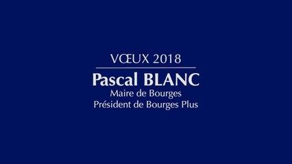 noel blanc bourges 2018 Bourges WebTV   Web TV | Vœux 2018   Pascal BLANC, Maire de  noel blanc bourges 2018