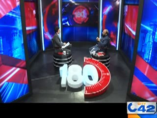 180 Degree Promo CEO Health Dr Yadullah With Ahmed Pervaiz City42