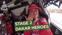 Dakar Heroes - Stage 2 (Pisco / Pisco) - Dakar 2018
