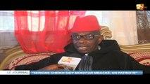 SERIGNE CHEIKH SIDY MOKHTAR MBACKÉ, UN PATRIOTE