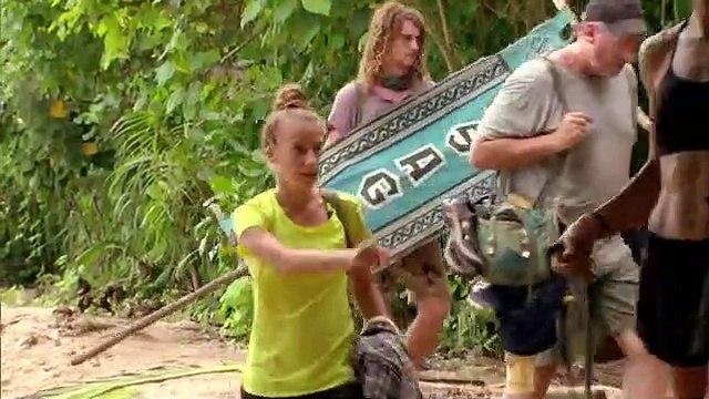 Australian Survivor S04E06 part 2