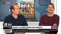 """Découvrez Les Bodins sans maquillage ! C'était ce midi sur CNews et Non Stop People dans """"Morandini Live"""" - VIDEO"""