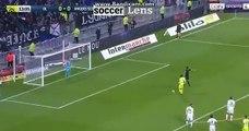 Karl Ekambi Goal HD - Lyon Angers 0-1 14.01.2018