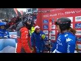 Fis Alpine World Cup 2017-18 Women's Alpine Skiing Downhill Bad Kleinkirchheim (14.01.2018) Race + Podium + Interviews