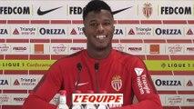 Foot - L1 - Monaco : Baldé «S'adapter à Monaco, c'est facile»