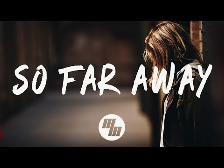 Martin Garrix & David Guetta - So Far Away (Lyrics / Lyric Video) feat   Jamie Scott & Romy Dya