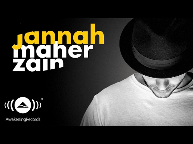 Maher Zain - Jannah (English)   Official Audio