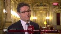 « La métropole du Grand Paris est un nain politique et un nain budgétaire » pour Philippe Dallier