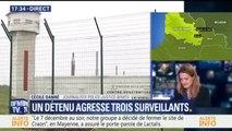 Trois surveillants poignardés par un prisonnier islamiste dans le Pas-de-Calais