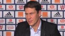 "FOOTBALL: Ligue 1: 20e j. - Garcia: ""Amavi a encore une marge de progression"""