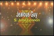 John Lennon Jealous Guy Karaoke Version