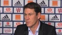 FOOTBALL: Ligue 1: 20e j. - Rudi Garcia en faveur de l'arbitrage vidéo