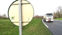 A LA UNE/ Touraine: 80 km/h = 30 000 € de nouveaux panneaux