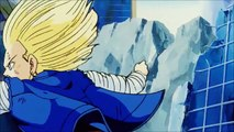 Dragon Ball Z - Trunks VS C17-18 del futuro