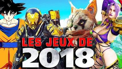 LES MEILLEURS JEUX DE 2018 / 2019 ?