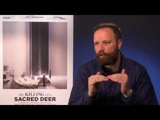 The Killing of a Sacred Deer interview - Yorgos Lanthimos on his directorial style