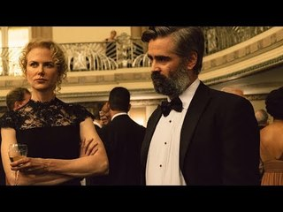 "The Killing of a Sacred Deer exclusive clip - ""Surgery in the morning"""