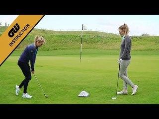 Instruction: Alison Whitaker – Uphill chip shots