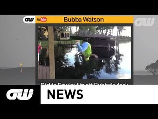 GW News: Scott takes an early lead at API, Bubba WDs and Fowler flips