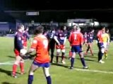 Stade Aurillacois - LOU rugby 2