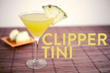 Clipper-Tini Drink Recipe