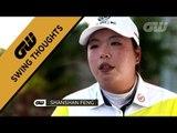 GW Swing Thoughts: Shanshan Feng