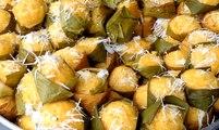 Amazing Khmer Dessert, Khmer Dessert in Phnom Penh, Asian Dessert, Cambodian Dessert #15