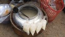 Amazing Khmer Dessert, Khmer Dessert in Phnom Penh, Asian Dessert, Cambodian Dessert #8