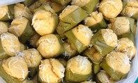 Amazing Khmer Dessert, Khmer Dessert in Phnom Penh, Asian Dessert, Cambodian Dessert #11
