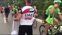 Fernando Gaviria Pierde por Milimetros 5 Stage Tour of Guangxi Dylan Groenewegen Win