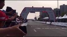 Fernando Gaviria Pierde por Milimetros 5 Stage Tour of Guangxi Dylan Groenewegen Winner-XPrTqvuq