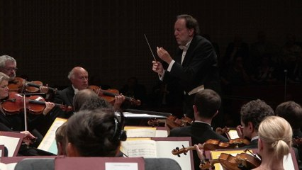 Lucerne Festival Orchestra - Stravinsky: Chant funèbre Op.5