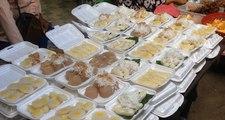 Amazing Khmer Dessert, Khmer Dessert in Phnom Penh, Asian Dessert, Cambodian Dessert #18