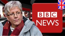 BBC's Carrie Gracie resigns as China editor over gender pay gap