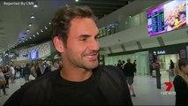 Federer, Nadal On Opposite Sides Of Aussie Open Draw