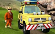 Sam le pompier: Le puits magique - Un pique-nique sur la plage - Les règles de sécurité - Les tâches ménagère