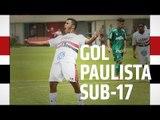 GOL #MADEINCOTIA PAULISTA SUB-17: SÃO PAULO 1X0 PALMEIRAS | SPFCTV