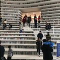 Cette bibliothèque c'est la paradis des passionnés de livres