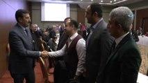 Gümrük ve Ticaret Bakanı Tüfenkci, Basın Mensupları ile Buluştu