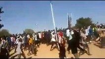 Sudan protests: Three dead in 'bread protests'