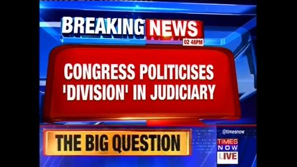 Cong Leader Sachin Pilot Reacts On Supreme Court Judges Displeasure With The Chief Justice of India