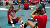 البطولة تنطلق بمواجهة نارية بين الجارتين كرواتيا وصربيا