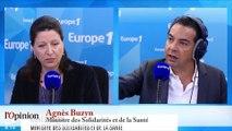 Agnès Buzyn: «Je crains que l'on trouve des choses étonnantes chez Lactalis»