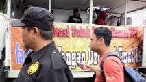 Endonezya'da Facebook protestosu - CAKARTA