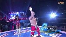 Cody (w/Brandi Rhodes) vs. Kota Ibushi - Wrestle Kingdom 12 in Tokyo Dome (2018)