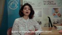 Les collégiens dessinent demain. Interview de Lisa Serero, chargée des projets pédagogiques à Cartooning for peace