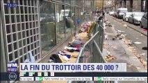 """La fin du """"trottoir des 40.000"""" migrants devant le centre d'accueil du 10e arrondissement de Paris ?"""