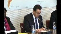 Commission des affaires étrangères : Côte d'Ivoire (rapport) ; conventions avec le Conseil fédéral suisse de la ligne ferroviaire d'Annemasse à Genève et de la ligne Belfort-Delle - Mercredi 15 février 2017